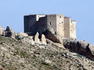 Castillo de los Vélez Mula