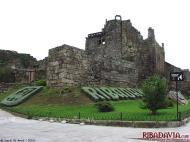 Castillo de los Condes de Ribadavia Ribadavia