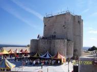 Castillo fortalez de Iscar Iscar