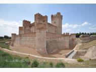 Castillo de la Mota Medina del Campo