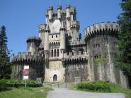 Castillo de Butron Gatica