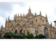 Catedral de Santa Maria Segovia