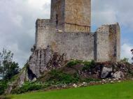 Torre Medieval de los Andrade Pontedeume
