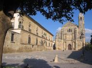 Plaza Vázquez de Molina Úbeda
