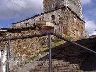 Torre del homenaje Viana do Bolo