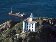 Faro de Cabo la Plata Pasaia