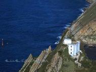 Faro de Punta de Senokozulúa Pasaia