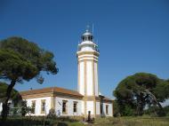Faro de Punta del Picacho Mazagón