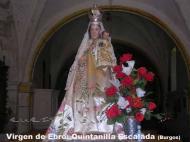 Romeria Virgen de Ebro Quintanilla Escalada