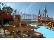 Parque Infantil Valle de los 6 sentidos Renedo de Esgueva