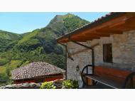 Hotal Rural Casa Cesáreo en Pola de Somiedo (Asturias)