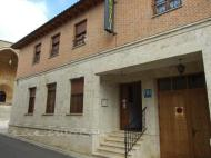 Hostal Las Cantigas en Villalcázar de Sirga (Palencia)