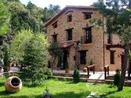 Hotel de Montaña Cueva Ahumada en Villaverde de Guadalimar (Albacete)
