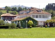 Hotel Casona de Amandi en Villaviciosa (Asturias)