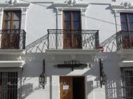 Hotel Jimena Real en Jimena de la Frontera (Cádiz)
