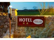 Hotel Perelada en Oreña (Cantabria)