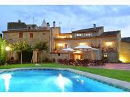 Hotel Rural El Racó de Madremanya en Madremanya (Girona)