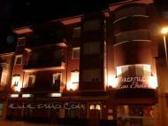 Hotel Los Chiles en Villanueva del Arzobispo (Jaén)