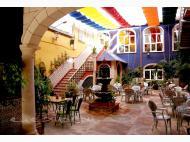 Hotel Plaza Manjon en Villanueva del Arzobispo (Jaén)
