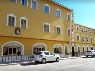 Hotel San Francisco en Pontones (Jaén)