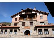 Hospedería del Camero Viejo en Laguna de Cameros (La Rioja)