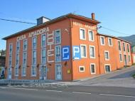 Hotel Casa Amadora en Barreiros (Lugo)
