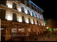 Hotel Miranda Suizo en San Lorenzo de El Escorial (Madrid)