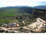 Hacienda Puerto de las Muelas en Ronda (Málaga)