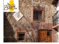 Hospederia El Zorzal en Valdecuenca (Teruel)