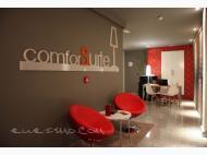Apartahotel Comforsuite en Boecillo (Valladolid)