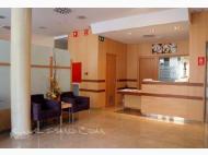 Hotel Salvevir en Ejea de los Caballeros (Zaragoza)