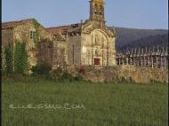 Iglesia de Santiago de Traba Laxe