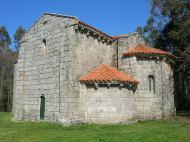 Iglesia de San Miguel de Breamo Pontedeume