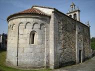 Iglesia de San Xoán de Vilanova Vilanova