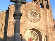 Iglesia de Santa María del Azogue Betanzos