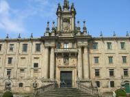 San Martín de Pinario Santiago de Compostela