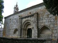 Iglesia de Santa María de Melide Melide