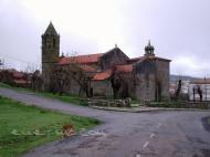 Iglesia de Santa Maria das Areas Fisterra