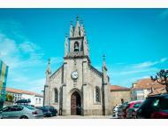 Iglesia de San Marcos Corcubión Corcubión