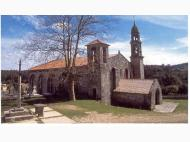Monasterio de San Xulián de Moraime Moraime