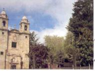 Iglesia del Pilar Santiago de Compostela