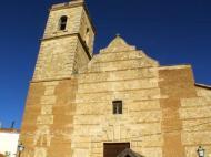 Iglesia de San Juan Bautista Alatoz
