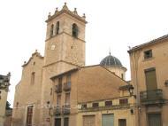 Iglesia de Santa Catalina  Caudete