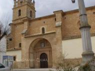 Iglesia de San Martín La Gineta