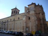 Iglesia de Santa María del Salvador Chinchilla de Monte Aragón
