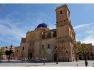Basílica de Santa María Elche/Elx