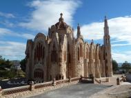 Santuario de Santa María Magdalena Novelda