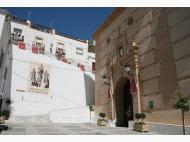 Iglesia parroquial de Abla Abla
