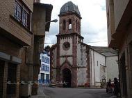 Iglesia Parroquial de San Andrés Pola de Allande