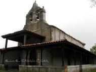 Iglesia de Santiago Llanera
